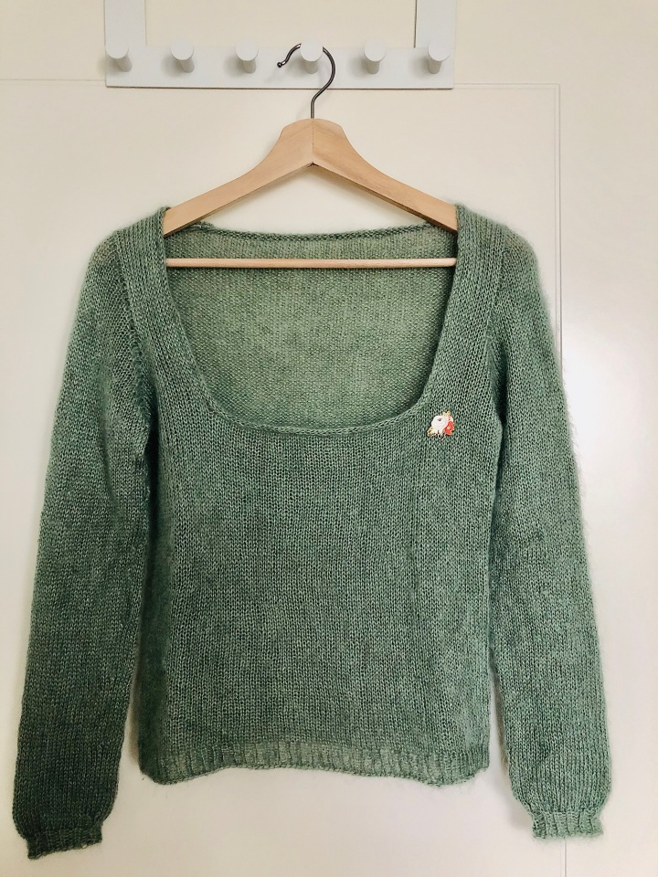 Pull Ivy – Mauricette C.